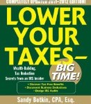 Get Lower Your Taxes Book Now!