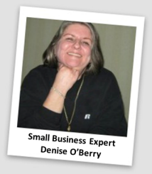 Small Business Expert Denise O'Berry