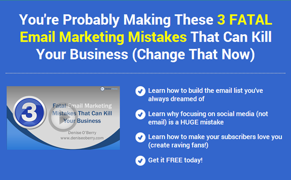 Click here for free email marketing training.
