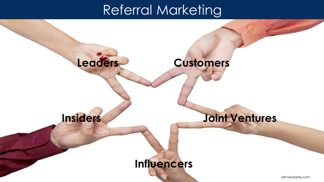 5-point-referral-star-model